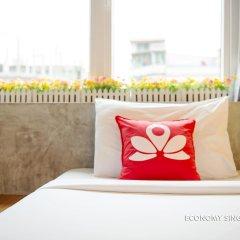 Отель Zen Rooms Damrongrak Road Бангкок комната для гостей
