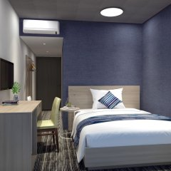 Shizutetsu Hotel Prezio Hakata-ekimae Хаката комната для гостей фото 2