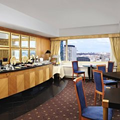 Sheraton Brussels Hotel Брюссель питание фото 3