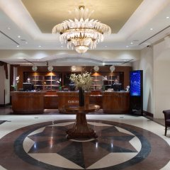 Гостиница Radisson Royal интерьер отеля