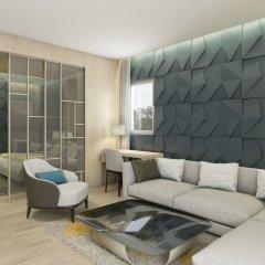 Отель Square Черногория, Будва - отзывы, цены и фото номеров - забронировать отель Square онлайн комната для гостей фото 3