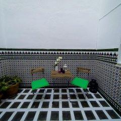 Отель Hostal La Muralla балкон