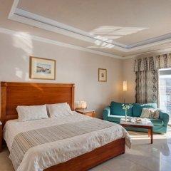 Отель Paradise Bay Hotel Мальта, Меллиха - 8 отзывов об отеле, цены и фото номеров - забронировать отель Paradise Bay Hotel онлайн комната для гостей фото 4