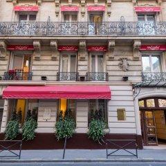Hotel Waldorf Trocadero вид на фасад фото 3