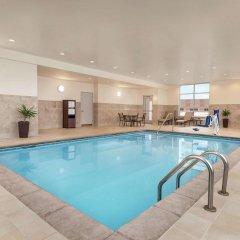 Отель Hampton Inn Brooklyn Park, MN США, Бруклин-Парк - отзывы, цены и фото номеров - забронировать отель Hampton Inn Brooklyn Park, MN онлайн бассейн