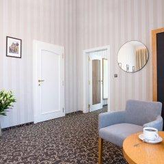Hotel Schwaiger Прага интерьер отеля