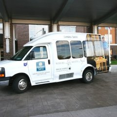 Cambria Hotel Columbus - Polaris городской автобус