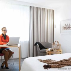 Отель Novotel Zurich Airport Messe комната для гостей фото 3