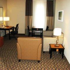 Отель Holiday Inn Effingham комната для гостей