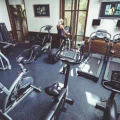 Отель Columbia Beach Resort фитнесс-зал фото 4