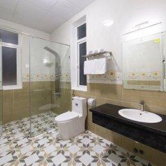 Отель Doi Mong Mo Hotel Вьетнам, Далат - отзывы, цены и фото номеров - забронировать отель Doi Mong Mo Hotel онлайн ванная фото 2