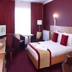 Отель Clayton Hotel Leeds Великобритания, Лидс - отзывы, цены и фото номеров - забронировать отель Clayton Hotel Leeds онлайн комната для гостей фото 4