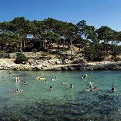 Отель Iberostar Club Cala Barca пляж фото 2