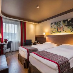 Отель Radisson Hotel Kaunas Литва, Каунас - 1 отзыв об отеле, цены и фото номеров - забронировать отель Radisson Hotel Kaunas онлайн комната для гостей фото 5