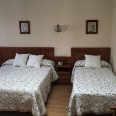 Отель Hostal Galaico Испания, Мадрид - отзывы, цены и фото номеров - забронировать отель Hostal Galaico онлайн комната для гостей фото 4