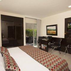 Porton Medellin Hotel удобства в номере