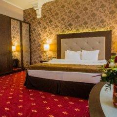Гостиница Петро Палас 5* Стандартный номер с двуспальной кроватью фото 12