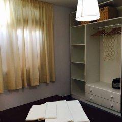 Отель Apartamentos Miami Sun сейф в номере