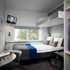 CABINN Express Hotel Фредериксберг комната для гостей