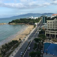 Muong Thanh Luxury Vien Trieu Hotel Нячанг пляж
