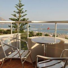 Kleopatra Celine Hotel балкон