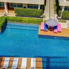Отель The Pelican Residence & Suite Krabi Таиланд, Талингчан - отзывы, цены и фото номеров - забронировать отель The Pelican Residence & Suite Krabi онлайн бассейн фото 2