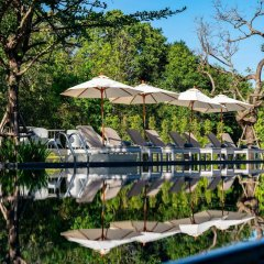 Отель Anana Ecological Resort Krabi Таиланд, Ао Нанг - отзывы, цены и фото номеров - забронировать отель Anana Ecological Resort Krabi онлайн бассейн фото 3