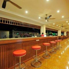 Отель Baumancasa Beach Resort гостиничный бар