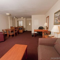 Отель Belvedere Motel США, Элкхарт - отзывы, цены и фото номеров - забронировать отель Belvedere Motel онлайн комната для гостей фото 3