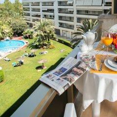 Отель Ona Jardines Paraisol Испания, Салоу - отзывы, цены и фото номеров - забронировать отель Ona Jardines Paraisol онлайн балкон