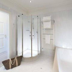 Hotel Hanswirt Горнолыжный курорт Ортлер ванная фото 2