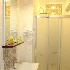 Konukevim Apartments Studio 3 Турция, Анкара - отзывы, цены и фото номеров - забронировать отель Konukevim Apartments Studio 3 онлайн ванная фото 2