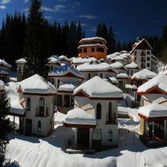 Отель Villas & SPA at Pamporovo Village Пампорово бассейн фото 3