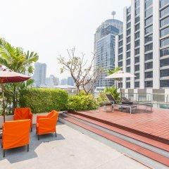 Отель Oakwood Residence Sukhumvit 24 Бангкок фото 4
