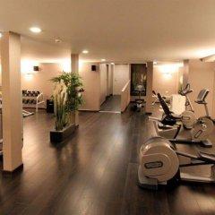Отель 9Hotel Paquis фитнесс-зал