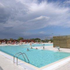 Отель Nuovo Natural Village Потенца-Пичена бассейн фото 2