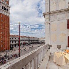 Отель Bellevue & Canaletto Suites Италия, Венеция - отзывы, цены и фото номеров - забронировать отель Bellevue & Canaletto Suites онлайн балкон