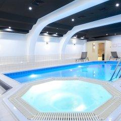 Отель Qubus Hotel Wroclaw Польша, Вроцлав - 1 отзыв об отеле, цены и фото номеров - забронировать отель Qubus Hotel Wroclaw онлайн бассейн фото 3