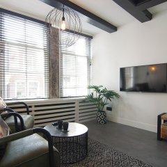 Отель JOZ suites in centre of Amsterdam Нидерланды, Амстердам - отзывы, цены и фото номеров - забронировать отель JOZ suites in centre of Amsterdam онлайн комната для гостей фото 3