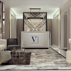 V Hotel Tverskaya интерьер отеля