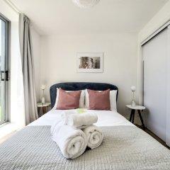 Отель Buchanan Street Apartment Великобритания, Глазго - отзывы, цены и фото номеров - забронировать отель Buchanan Street Apartment онлайн комната для гостей фото 2