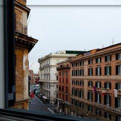 Отель Nazional Rooms Италия, Рим - 1 отзыв об отеле, цены и фото номеров - забронировать отель Nazional Rooms онлайн балкон