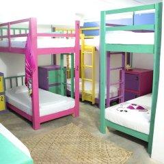 Отель The Mermaid Hostel Downtown - Adults Only Мексика, Канкун - отзывы, цены и фото номеров - забронировать отель The Mermaid Hostel Downtown - Adults Only онлайн детские мероприятия