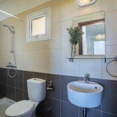 Отель Protaras Palm Suite 207 ванная