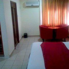 Randolph Hotel and Resorts комната для гостей