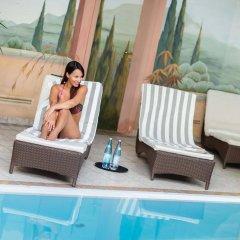 Отель Wander- und Bikehotel Vinschgerhof Силандро бассейн