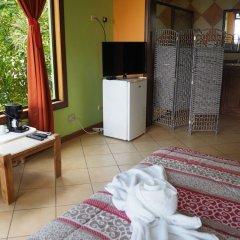 Отель Arenal Tropical Garden Эль-Кастильо удобства в номере фото 2