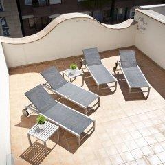 Апартаменты Up Suites Bcn балкон