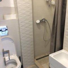 Отель Cricket Park Hostel Сербия, Белград - отзывы, цены и фото номеров - забронировать отель Cricket Park Hostel онлайн ванная фото 2