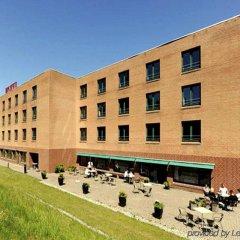 Hotel Odense вид на фасад
